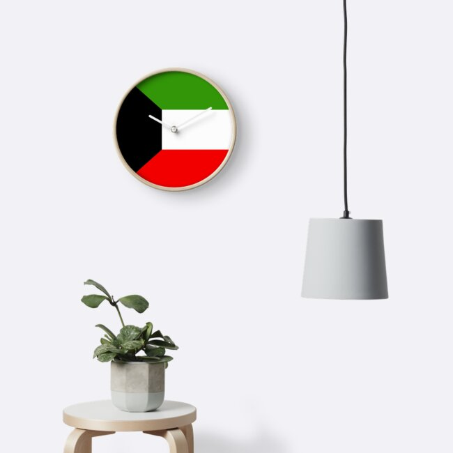 Kuwait, الكويت by all-flags