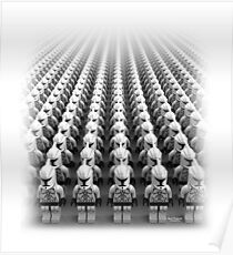 Clone Army Poster