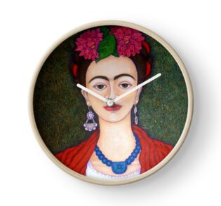 how to copy and paste on iphone quot frida kahlo portrait with dalias quot by madalena lobao 2616