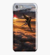 Lightning Sundown iPhone Case/Skin
