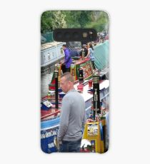Historic boat rally at Braunston, June 2016 Case/Skin for Samsung Galaxy