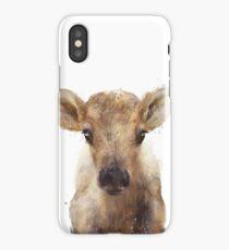 Little Reindeer iPhone Case