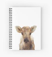 Little Reindeer Spiral Notebook