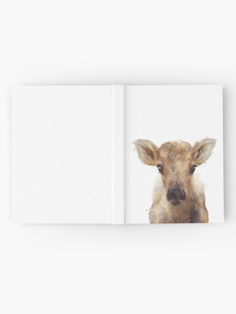 Alternative Ansicht von Kleines Rentier Notizbuch
