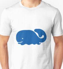 Cute whale - 1. Unisex T-Shirt