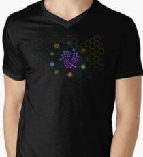 Iota Men's V-Neck T-Shirt
