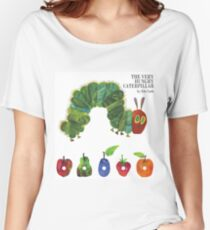 The Very Hungry Caterpillar Women's Relaxed Fit T-Shirt