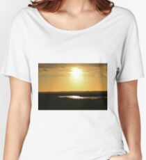 Rays Of Sun Women's Relaxed Fit T-Shirt