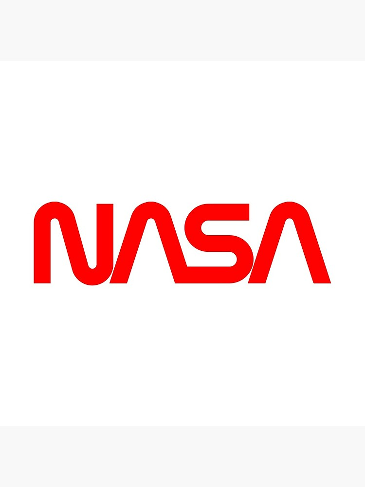 NASA Worm Logo by Cheesy-Puffs