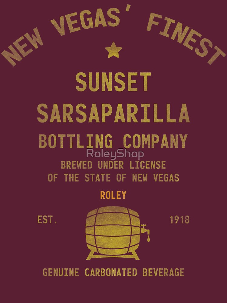 Sunset Sarsaparilla by RoleyShop