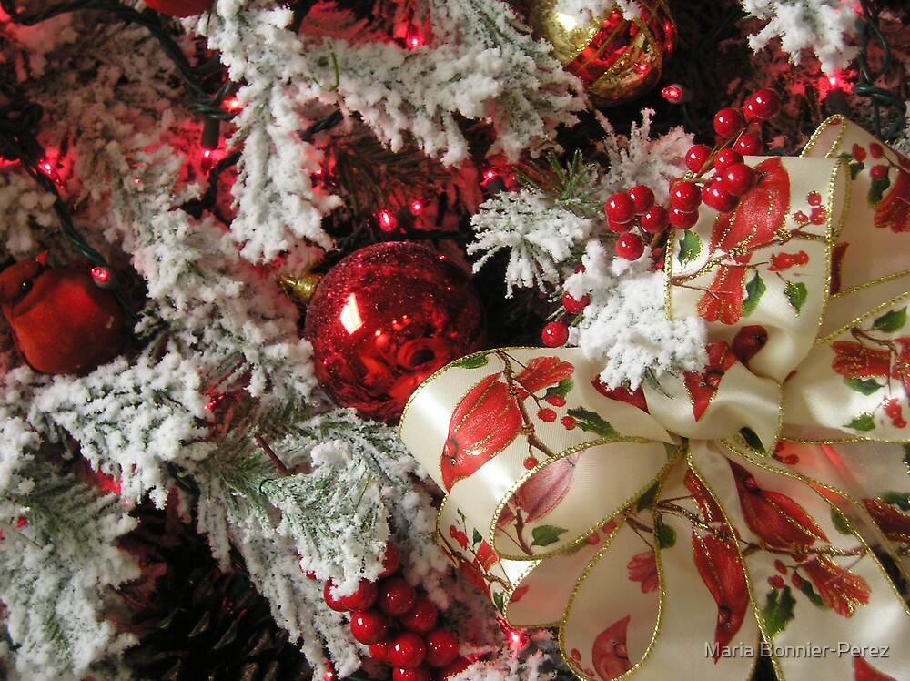 Holiday Cheer by Maria Bonnier-Perez