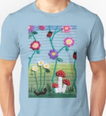 Garden of Imagination Toadstools Unisex T-Shirt