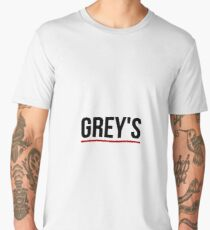 grey's  Men's Premium T-Shirt