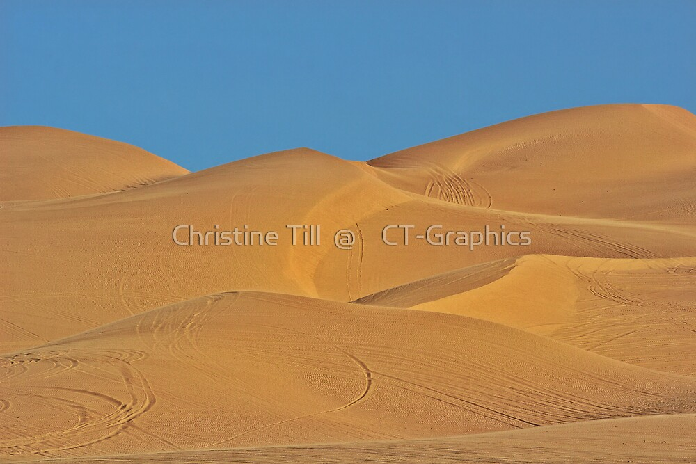Kelso - Booming Dunes by Christine Till  @    CT-Graphics