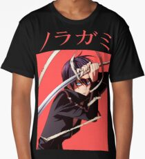 Noragami (ノラガミ ) - Yato Long T-Shirt