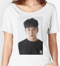 ROH TAEHYUN  Women's Relaxed Fit T-Shirt