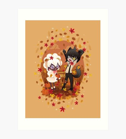 Fall Has Arrived Art Print