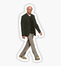 Larry David - 3 Sticker