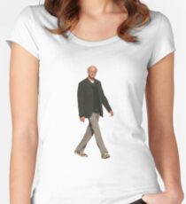 Larry David - 3 Fitted Scoop T-Shirt