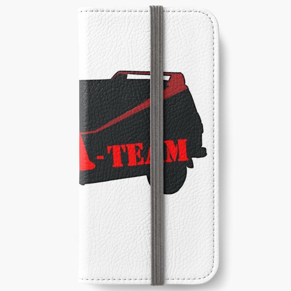 Das A-Team! iPhone Flip-Case