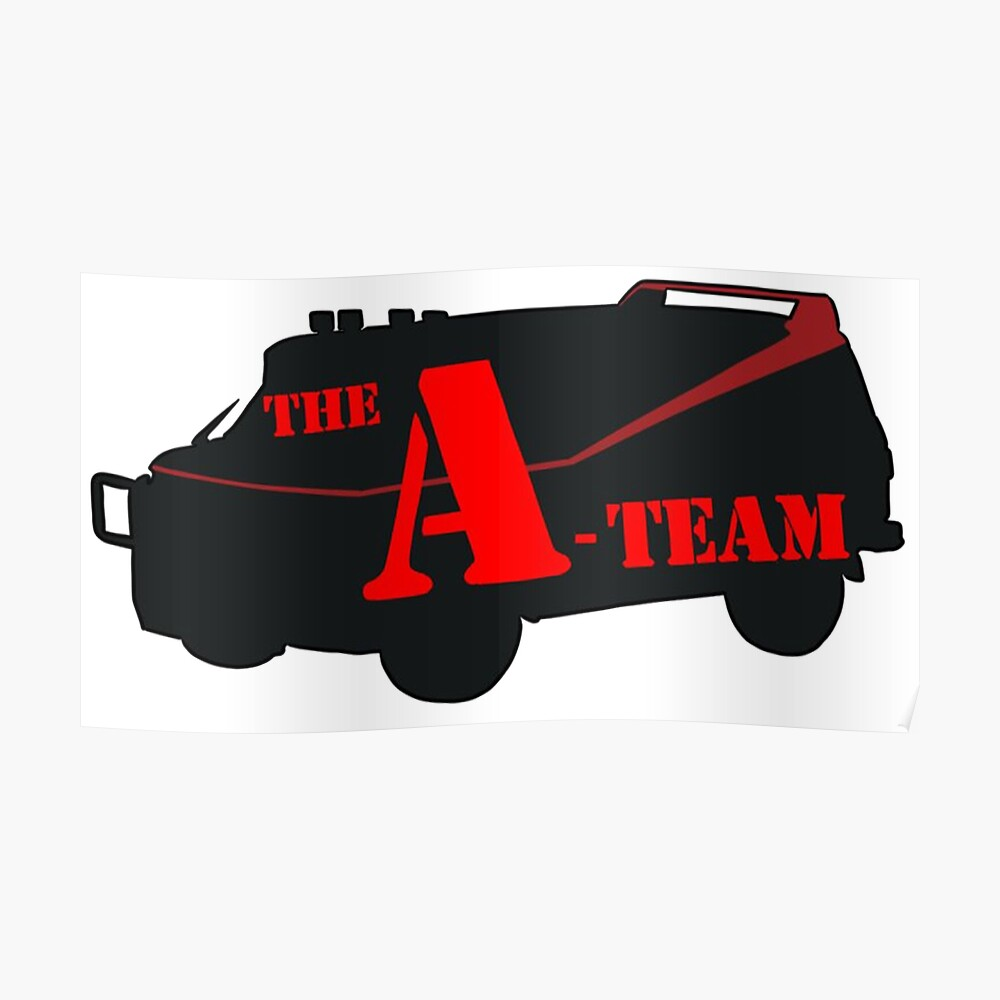 Das A-Team! Poster