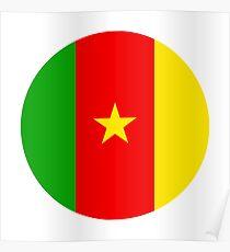 Cameroon, Cameroun Poster