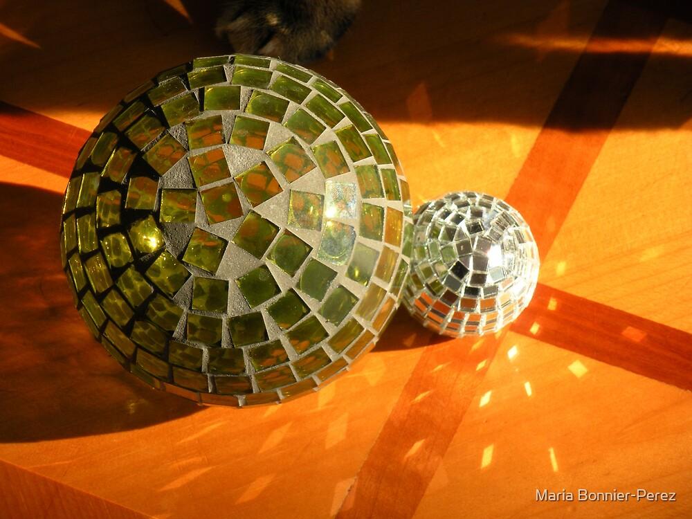 Sunlit Spheres II by Maria Bonnier-Perez