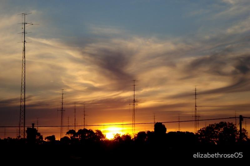 Sunset by elizabethrose05