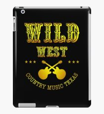 Wild West  iPad Case/Skin