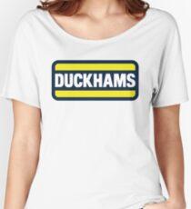 Duckhams Motor Oil Women's Relaxed Fit T-Shirt
