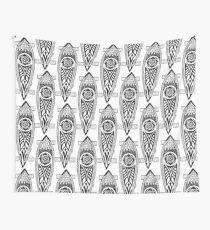 Dream Longboard T Shirt Wall Tapestry