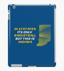 This Is Indiana iPad Case/Skin