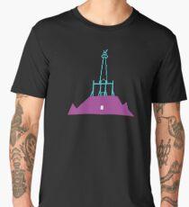 ABOVE BETWEEN BELOW Men's Premium T-Shirt