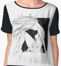 Cosmic Frame. Women's Chiffon Top