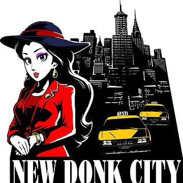 New Donk City by TomsTops