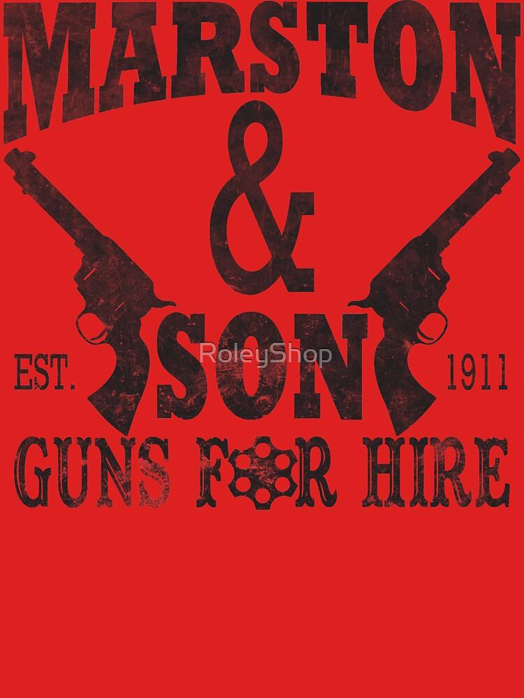Marston And Son by RoleyShop