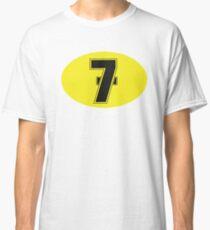 Retro Barry Sheene Sheen Biker T Shirt Classic T-Shirt
