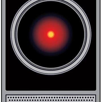 HAL 9000 Quote - I'm sorry, Dave. I'm afraid I can't do that by thedrumstick