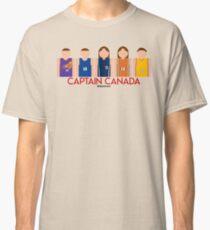 Captain Canada, Steve Nash Classic T-Shirt