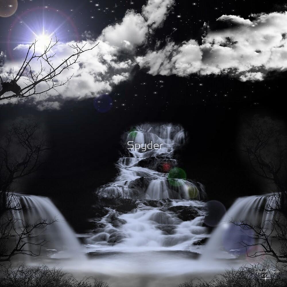 Twilight falls by Spyder