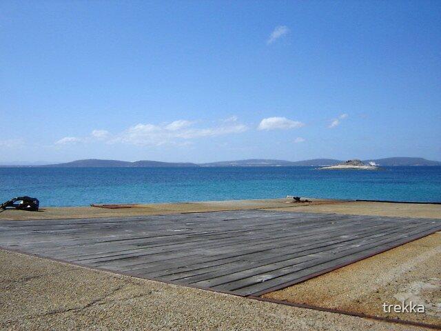 Whale Dock by trekka