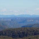 Katoomba Lookout by Steven Guy