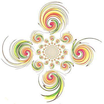 Little Whirls by CarolineLembke