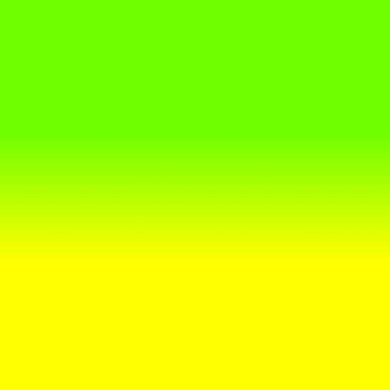 neon green and neon yellow ombré shade color fade posters by