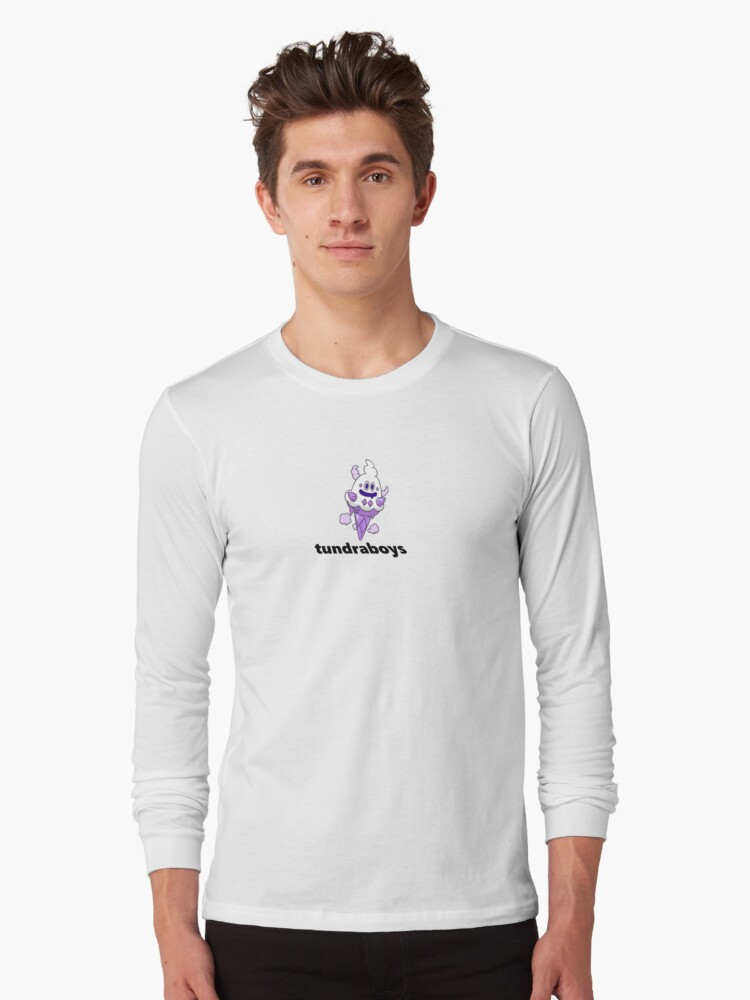 LEANMON Official TundraBoys Design No. 2 Long Sleeve T-Shirt Front