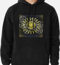Hard work can be an inspiration in itself... Pullover Hoodie