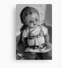 Broken doll p3 Metal Print