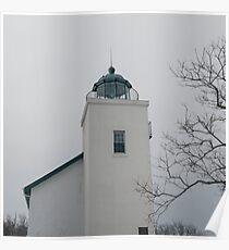 Horton Point Lighthouse Poster
