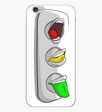 Traffic Lips iPhone Case