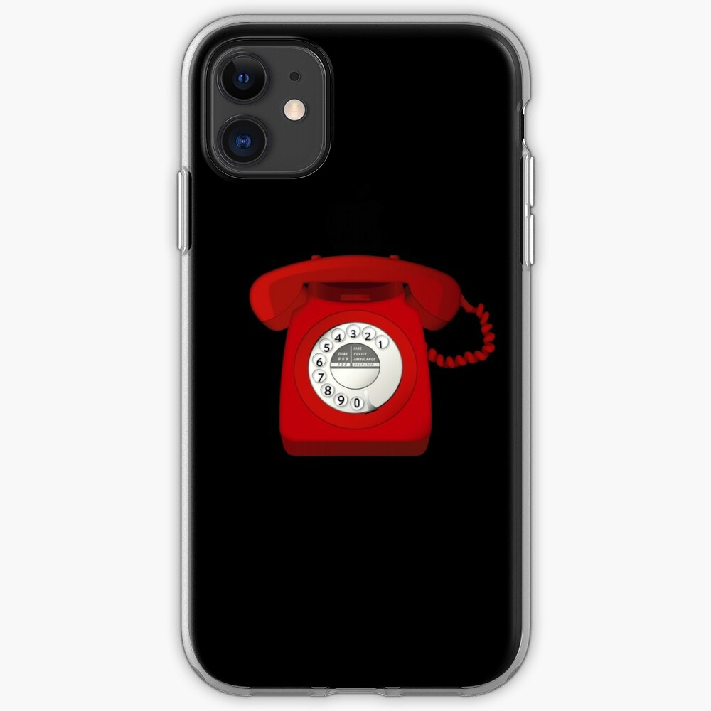 NDVH Telephone iPhone Case & Cover